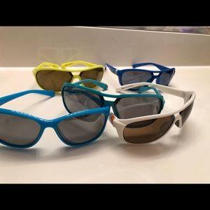 Nike sunglasses- lot